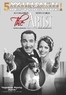 The Artist - Movie Cover (xs thumbnail)