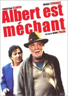 Albert est méchant - French DVD movie cover (xs thumbnail)