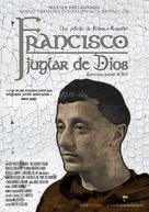 Francesco, giullare di Dio - Spanish Movie Cover (xs thumbnail)