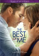 The Best of Me - DVD cover (xs thumbnail)