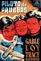 Test Pilot - Spanish Movie Poster (xs thumbnail)