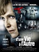 Zwei Leben - French Movie Poster (xs thumbnail)