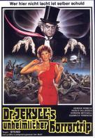 Dottor Jekyll e gentile signora - German Movie Poster (xs thumbnail)