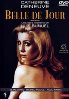 Belle de jour - Spanish DVD cover (xs thumbnail)