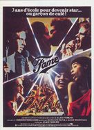Fame - French Movie Poster (xs thumbnail)