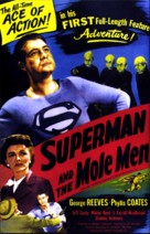 Superman and the Mole Men - Movie Poster (xs thumbnail)