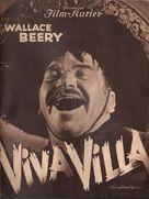 Viva Villa! - German Movie Poster (xs thumbnail)