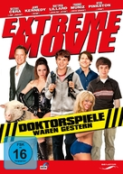 Extreme Movie - German DVD movie cover (xs thumbnail)