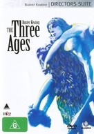 Three Ages - Australian DVD cover (xs thumbnail)