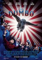 Dumbo - Dutch Movie Poster (xs thumbnail)