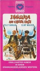 Pancho Villa - German VHS movie cover (xs thumbnail)