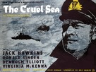 The Cruel Sea - British Movie Poster (xs thumbnail)