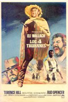 I quattro dell'Ave Maria - Spanish Movie Poster (xs thumbnail)