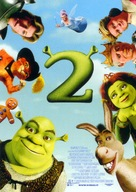 Shrek 2 - Italian Movie Poster (xs thumbnail)