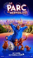 Wonder Park - French Movie Poster (xs thumbnail)