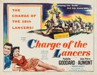 Charge of the Lancers - Movie Poster (xs thumbnail)
