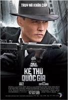 Public Enemies - Vietnamese Movie Poster (xs thumbnail)