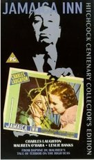 Jamaica Inn - British VHS movie cover (xs thumbnail)