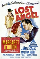 Lost Angel - Australian Theatrical poster (xs thumbnail)