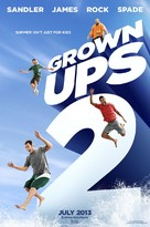 Grown Ups 2 - Movie Poster (xs thumbnail)