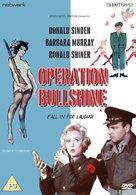 Operation Bullshine - British DVD movie cover (xs thumbnail)