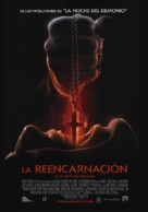 Incarnate - Chilean Movie Poster (xs thumbnail)