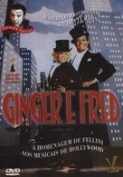 Ginger e Fred - Turkish Movie Poster (xs thumbnail)