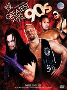 WWE: Greatest Wrestling Stars of the '90s - DVD movie cover (xs thumbnail)