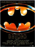 Batman - French Movie Poster (xs thumbnail)