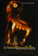 An American Werewolf in Paris - Movie Poster (xs thumbnail)