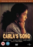 Carla's Song - British DVD movie cover (xs thumbnail)