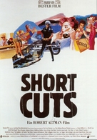 Short Cuts - German Movie Poster (xs thumbnail)