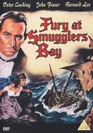 Fury at Smugglers' Bay - British DVD movie cover (xs thumbnail)
