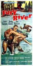 Fury River - Movie Poster (xs thumbnail)