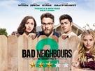 Neighbors 2: Sorority Rising - British Movie Poster (xs thumbnail)