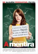 Easy A - Brazilian Movie Poster (xs thumbnail)