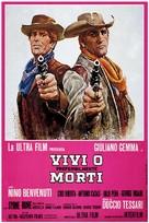 Vivi o, preferibilmente, morti - Italian Movie Poster (xs thumbnail)
