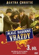 """Petits meurtres en famille"" - Czech DVD cover (xs thumbnail)"