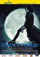 Underworld - Polish Movie Poster (xs thumbnail)