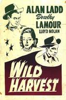 Wild Harvest - poster (xs thumbnail)