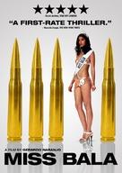 Miss Bala - DVD cover (xs thumbnail)