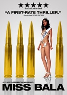 Miss Bala - DVD movie cover (xs thumbnail)