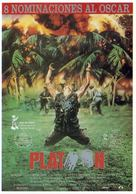 Platoon - Spanish Movie Poster (xs thumbnail)