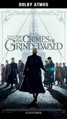 Fantastic Beasts: The Crimes of Grindelwald - Singaporean Movie Poster (xs thumbnail)