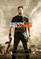 Machine Gun Preacher - Dutch Movie Poster (xs thumbnail)