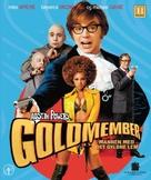 Austin Powers in Goldmember - Norwegian Blu-Ray movie cover (xs thumbnail)