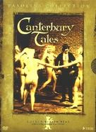 I racconti di Canterbury - Finnish DVD movie cover (xs thumbnail)