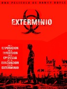 28 Days Later... - Argentinian DVD cover (xs thumbnail)