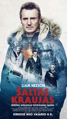 Cold Pursuit - Lithuanian Movie Poster (xs thumbnail)