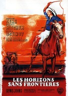 The Sundowners - French Movie Poster (xs thumbnail)